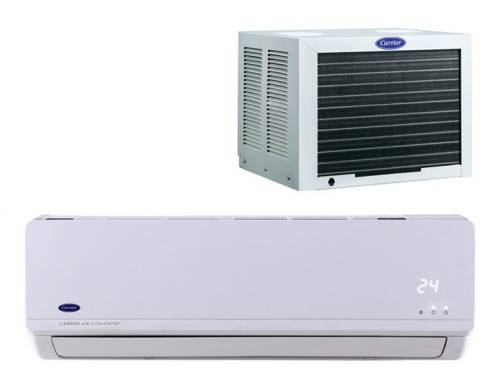 Carrier 42BG07/38BG07 3/4HP Window-Split Air-Conditioner