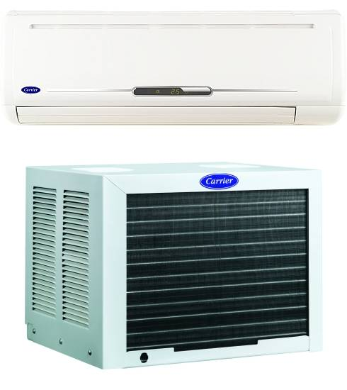 Carrier 42BR22A 2.5HP Window-Split-Type Air-Conditioner (R410A)