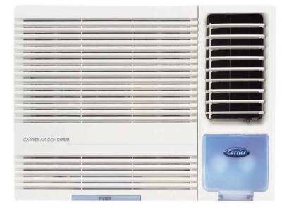 Frigidaire's FRA052XT7 5,000 BTU Mini Window Air Conditioner is perfect for small size rooms up to 150 square feet. This unit features rotary controls and top full