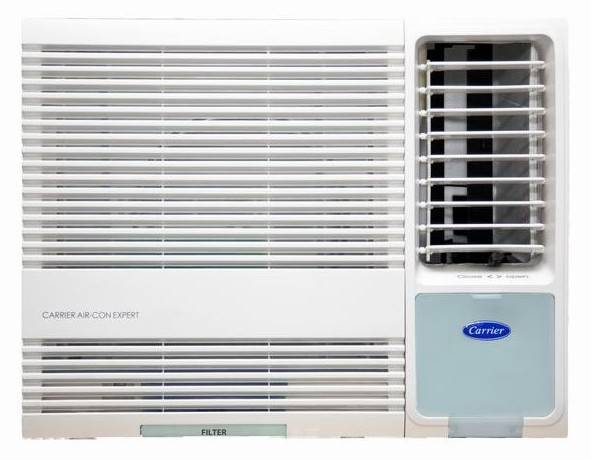 Carrier Chk09lda 1hp Window Type Air Conditioner Chk09lda