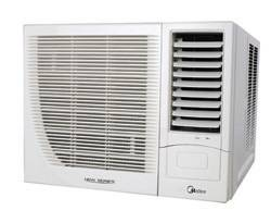 Midea AW-07 3/4 HP Window-Type Air-Conditioner