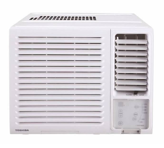 Toshiba RAC-H09F 1HP Window Air-Conditioner