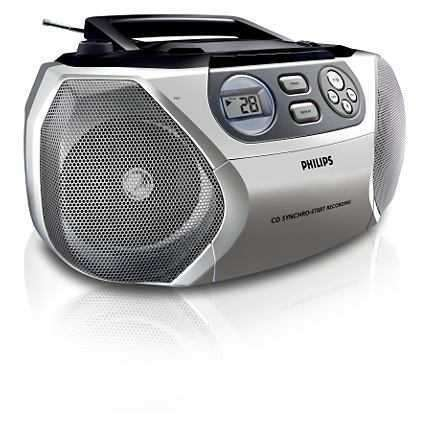 Philips AZ1017 CD Sound Machine