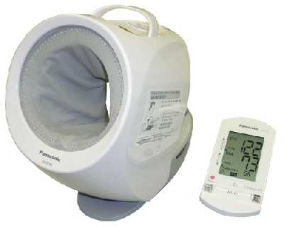 Panasonic EW-3153 Upper Arm Blood Pressure Meter