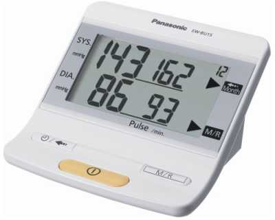 Panasonic EW-BU15 Upper Arm Blood Pressure Meter