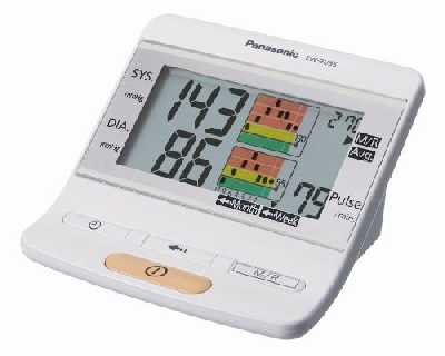 Panasonic EW-BU35 Upper Arm Blood Pressure Meter