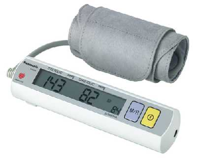 Panasonic EW-3108 Upper Arm Blood Pressure Meter