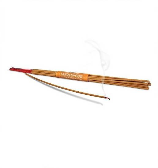 Australian Sandalwood Incense Sticks (Made from Deadwood)
