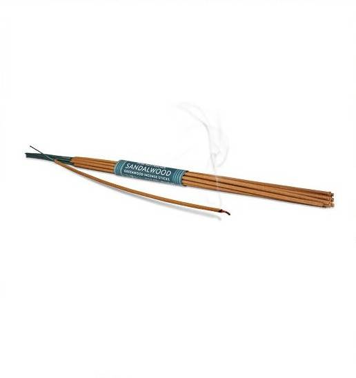 Australian Sandalwood Incense Sticks (Made from Greenwood)