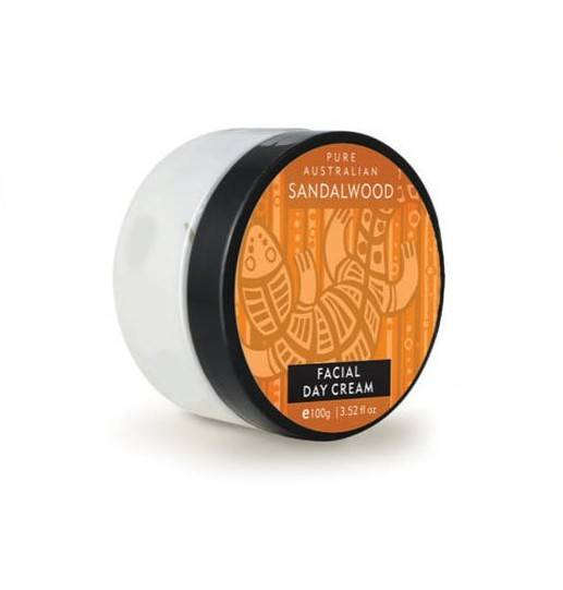 Pure Australian Sandalwood Facial Day Cream (100g)