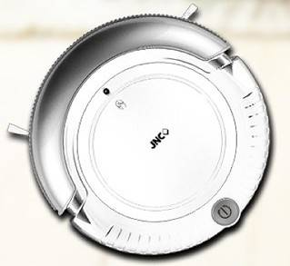 JNC JHA-RV-MINI Mini IQ Robot Vacuum Cleaner