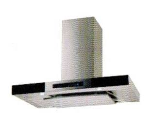 "CRISTAL C9020ES 36"" Chimney-type Cookerhood"