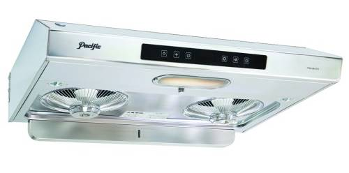 "Pacific PR-8188-S90 36"" Auto-Clean Cookerhood (Stainless steel)"
