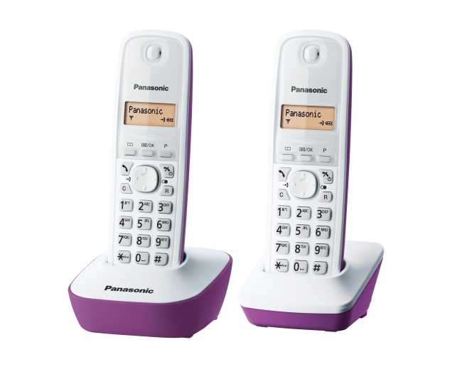 Panasonic KX-TG1612HK Digital Cordless Phone