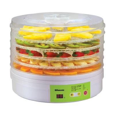 Rasonic RFD-F25 5-Tray Food Dehydrator
