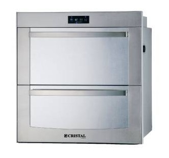 CRISTAL D36DSS Built-in Sterilizer