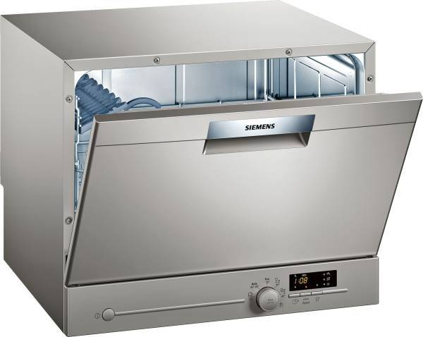 Siemens SK26E821EU 6-set Dishwasher (Table-top)