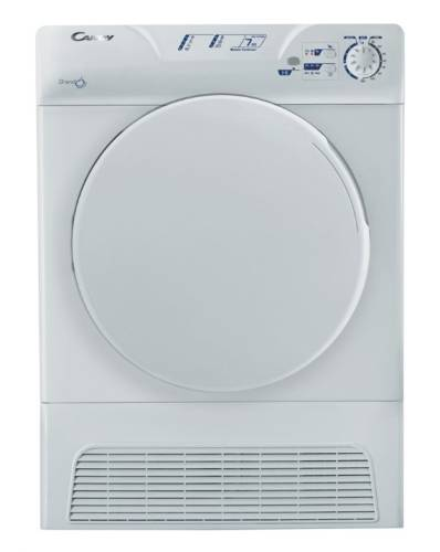 Candy GCC570NB-S 7kg Condenser Dryer