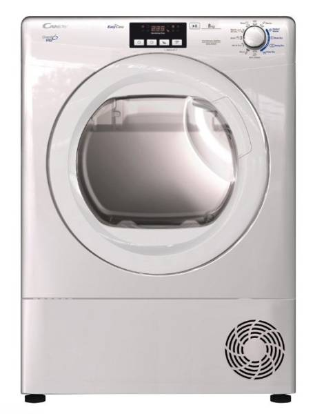 Candy GVCD813B-S 8kg Condenser Dryer