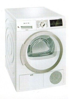 Siemens WT46G401HK 8kg Condensation Dryer