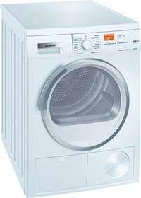 Siemens WT46S592AU 8kg Condensation Dryer