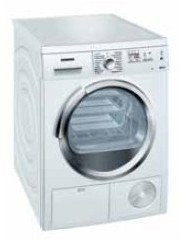 Siemens WT46S592HK 8kg Condensation Dryer