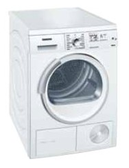 Siemens WT46W568GB 7kg Head Pump Condensation Dryer
