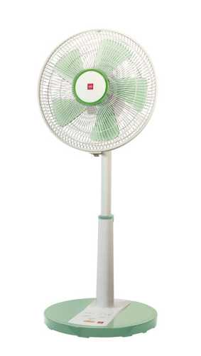 "KDK PL30H 12"" Table/Stand Rhythm Living Fan"