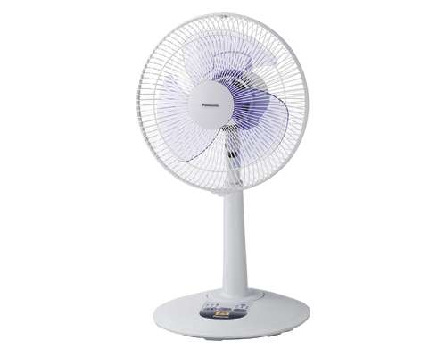 "Panasonic F-303LH 12"" Table / Stand Fan"