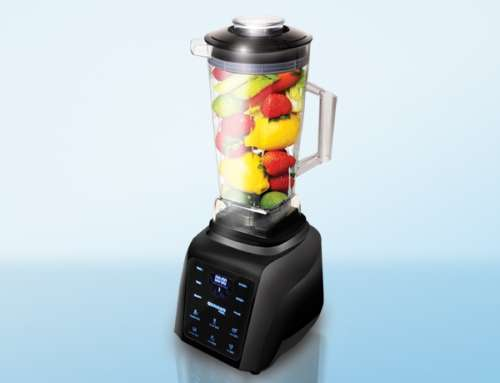 German Pool PRO-8 Food Processor