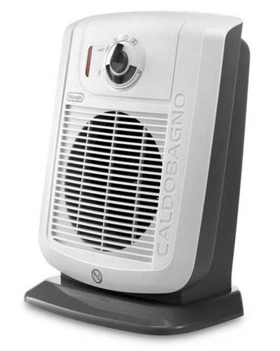 DeLonghi HBC3030 2000W Bathroom Fan Heater