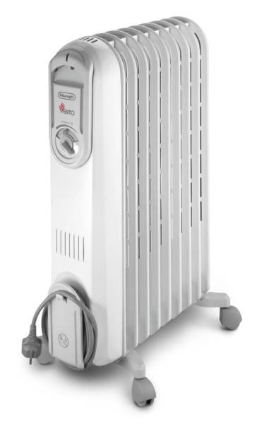DeLonghi VENTO V550920 2000W Oil Radiant Heater