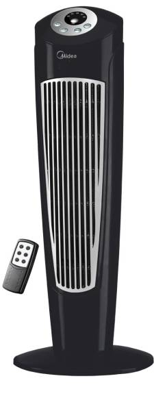 Midea NT20-06AN 2000W PTC Ceramic Oscillating Heater with Remote