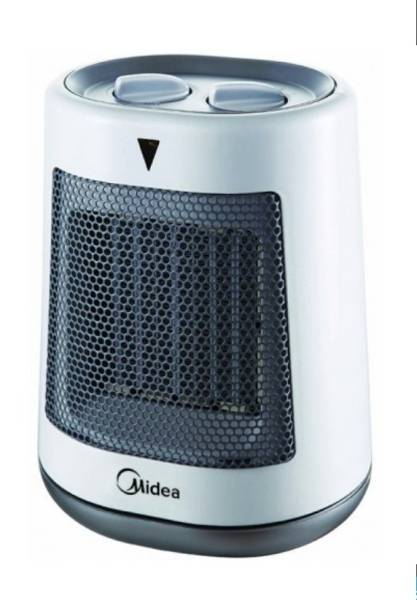Midea NT20-12A 2000W PTC Ceramic Oscillating Fan Heater