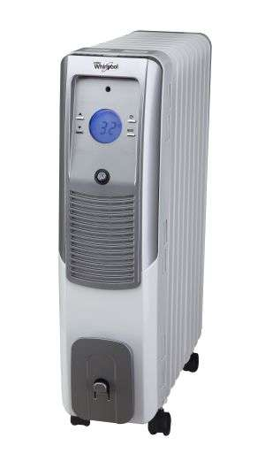 Whirlpool RT109 2000W Turbo Oil Radiant Heater