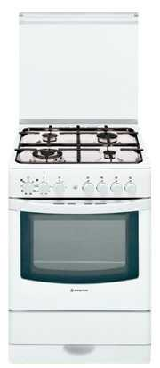 ARISTON CX65S-P1(W)B Gas Cooker with Electric Oven