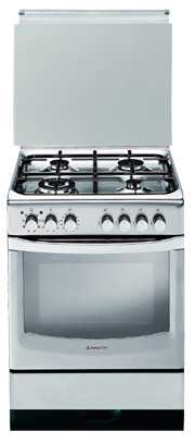 ARISTON CX65S-P2-XB Gas Cooker with Electric Oven