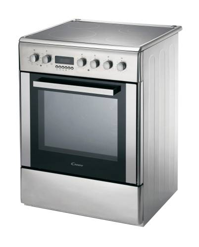 Candy CCV6525X 8400W Electric Cooker with Oven