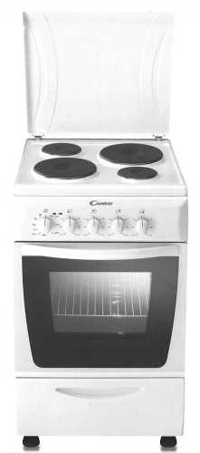 Candy CEE5620W Electric Cooker with Oven