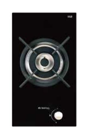 CRISTAL V291VNRC-1 Built-in 1-burner Gas Hob