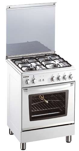 La Germania D64C21W Gas Cooker with Oven