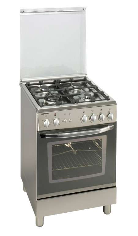 La Germania D64C21X/HK Gas Cooker with Oven