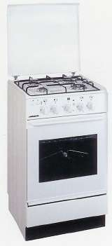 La Germania L54021W/HK Gas Cooker with Oven