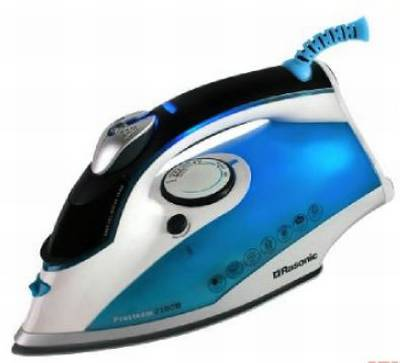 Rasonic RSI-A206E 2100W Steam Electric Iron