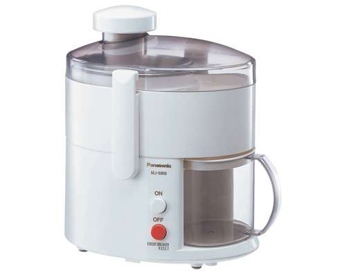 Panasonic Slow Juicer Spare Parts : Panasonic MJ-68M Juicer - $440.00