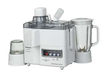 Panasonic MJ-M176P Blender / Juicer / Dry Mill
