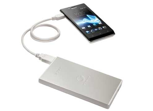 SONY CP-F2LS 7000mAh USB Portable Power Supply