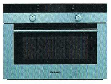 CRISTAL G34L-900SCGI 34-litre Built-in Microwave/Convection Oven