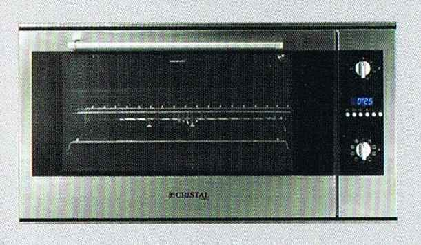 CRISTAL MOVIE 75-litre Built-in Oven