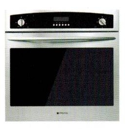 CRISTAL WAVE 58-litre Built-in Oven (Made in Italy)